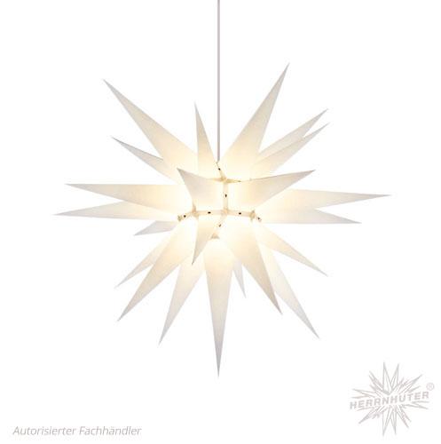 Pappersstjärna vit 70 cm