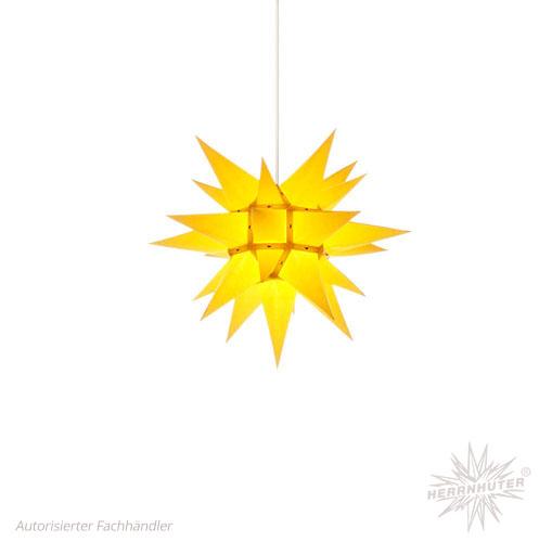 papperstjärna gul 40 cm